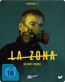La Zona Staffel 1 (Blu-ray im Steelbook), 2 Blu-ray Discs