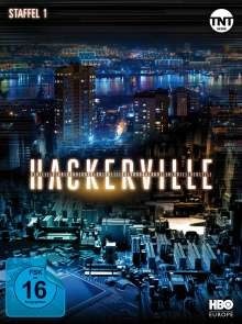 Hackerville Staffel 1, 2 DVDs