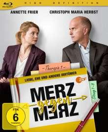 Merz gegen Merz Staffel 1 (Blu-ray), Blu-ray Disc