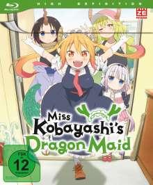 Miss Kobayashi's Dragon Maid Vol. 1 (mit Sammelschuber) (Blu-ray), Blu-ray Disc