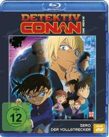 Detektiv Conan 22. Film: Zero der Vollstrecker (Blu-ray), Blu-ray Disc