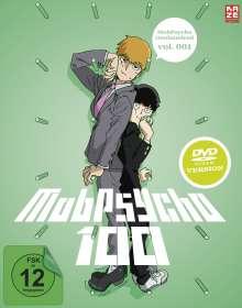 Mob Psycho 100 Vol. 1, DVD
