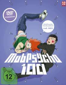 Mob Psycho 100 Vol. 2, DVD