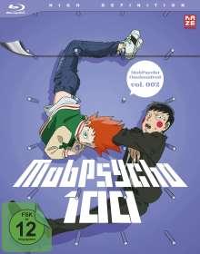 Mob Psycho 100 Vol. 2 (Blu-ray), Blu-ray Disc