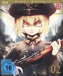Saga of Tanya the Evil Vol. 2 (Blu-ray), Blu-ray Disc