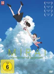 Mirai - Das Mädchen aus der Zukunft (Limited Deluxe Edition), DVD