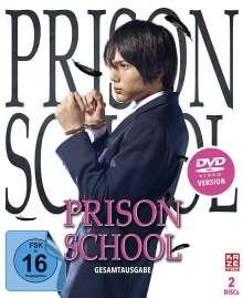 Prison School (Live Action) (Gesamtausgabe), 2 DVDs