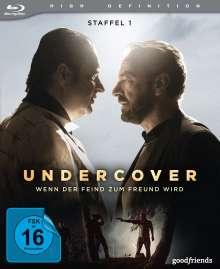 Undercover (2019) Staffel 1 (Blu-ray), Blu-ray Disc
