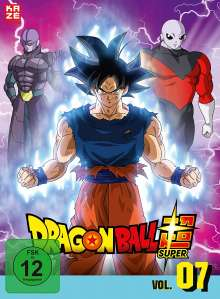Dragonball Super - 7. Arc, 3 DVDs