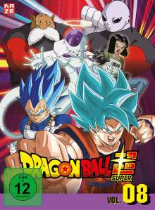 Dragonball Super - 8. Arc, 3 DVDs