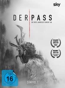 Der Pass Staffel 1, 3 DVDs