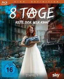 8 Tage (Komplette Serie) (Blu-ray), 2 Blu-ray Discs