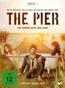 The Pier - Die fremde Seite der Liebe Staffel 1, 3 DVDs
