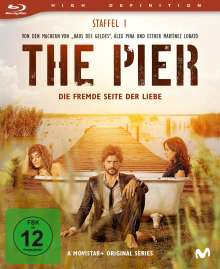 The Pier - Die Fremde Seite der Liebe Staffel 1 (Blu-ray), 2 Blu-ray Discs