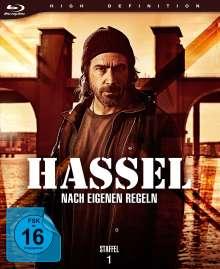 Hassel Staffel 1 (Blu-ray), 2 Blu-ray Discs