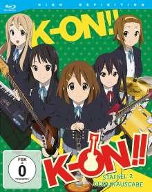 K-ON! Staffel 2 (Gesamtausgabe) (Blu-ray), 3 Blu-ray Discs