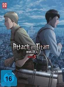 Attack on Titan Staffel 3 Vol. 3, DVD