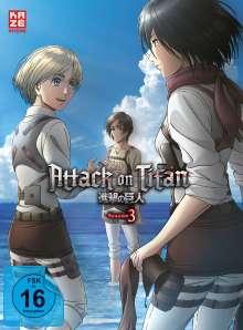 Attack on Titan Staffel 3 Vol. 4, DVD