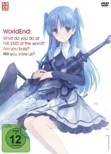 WorldEnd: What do you do at the end of the world? Are you busy? Will you save us? Vol. 1, DVD