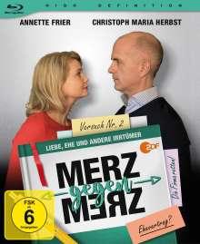 Merz gegen Merz Staffel 2 (Blu-ray), Blu-ray Disc