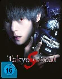 Tokyo Ghoul S - The Movie (Blu-ray im Steelbook), Blu-ray Disc