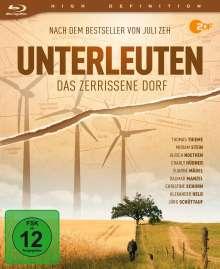 Unterleuten - Das zerrissene Dorf (Blu-ray), Blu-ray Disc