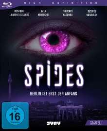 Spides Staffel 1 (Blu-ray), 2 Blu-ray Discs