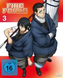 Fire Force Vol. 3 (Blu-ray), 2 Blu-ray Discs
