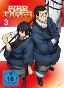 Fire Force Vol. 3, 2 DVDs