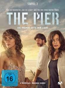 The Pier - Die fremde Seite der Liebe Staffel 2, 3 DVDs