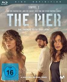 The Pier - Die fremde Seite der Liebe Staffel 2 (Blu-ray), 2 Blu-ray Discs