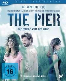 The Pier - Die fremde Seite der Liebe (Komplette Serie) (Blu-ray), 4 Blu-ray Discs