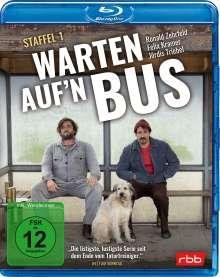 Warten auf'n Bus Staffel 1 (Blu-ray), Blu-ray Disc