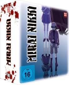Mirai Nikki (Gesamtausgabe), 5 DVDs