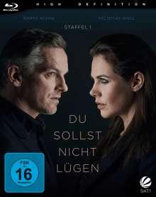 Du sollst nicht lügen Staffel 1 (Blu-ray), Blu-ray Disc