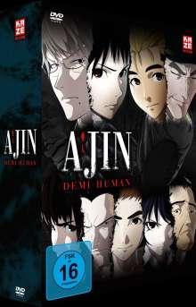 Ajin - Demi-Human (Gesamtausgabe), 4 DVDs
