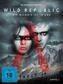 Wild Republic - Die Wildnis ist in uns Staffel 1, 2 DVDs