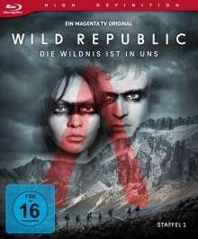 Wild Republic - Die Wildnis ist in uns Staffel 1 (Blu-ray), 2 Blu-ray Discs