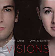 Christoph Croise - Visions, CD