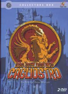 Das Schloss des Cagliostro (Collectors Box), 2 DVDs