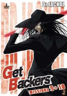 Get Backers Vol.5 (OmU) (mit Soundtrack-CD), 2 DVDs