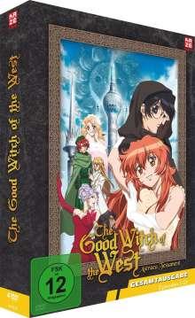 The Good Witch of the West - Astraea Testament (Gesamtausgabe), 4 DVDs