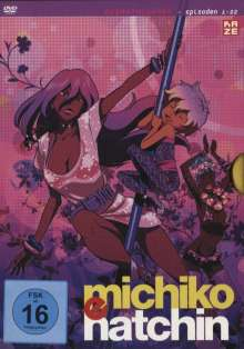 Michiko & Hatchin - Gesamtausgabe/Episode 01-22  [6 DVDs], 6 DVDs