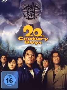 20th Century Boys, DVD