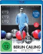 Berlin Calling (Blu-ray), Blu-ray Disc