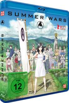 Summer Wars (Blu-ray), Blu-ray Disc