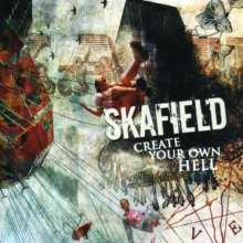 Skafield: Create Your Own Hell, CD