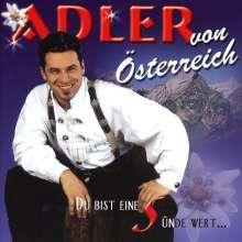 Adler Von Österreich: Du Bist Eine Sünde Wert, CD