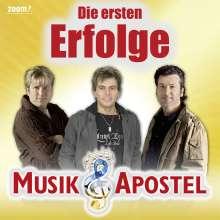 MusikApostel: Die Ersten Erfolge, CD