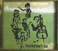 Benjamin Hiesinger/+: Skykptn's 28, CD